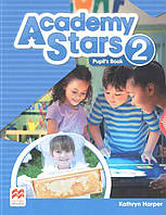 Academy Stars for Ukraine 2 Pupil's Book (Підручник)
