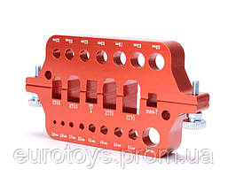Зажим для пайки коннекторов XT60, XT90, T-Plug