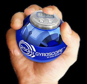 Кистевой тренажер Powerball 250Hz Pro Blue Оригинал