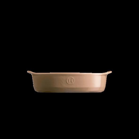 Форма керамическая для запекания Emile Henry овальная 27.5*17.5 см мускат 969050