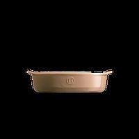 Форма керамическая для запекания Emile Henry овальная 27.5*17.5 см мускат 969050, фото 1