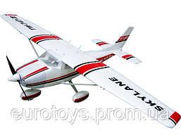 Авиамодель на радиоуправлении самолёта VolantexRC Cessna 182 Skylane (TW-747-3) 1560мм KIT