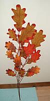 """Ветка дуба """"Осень"""" высота 80 см, фото 1"""