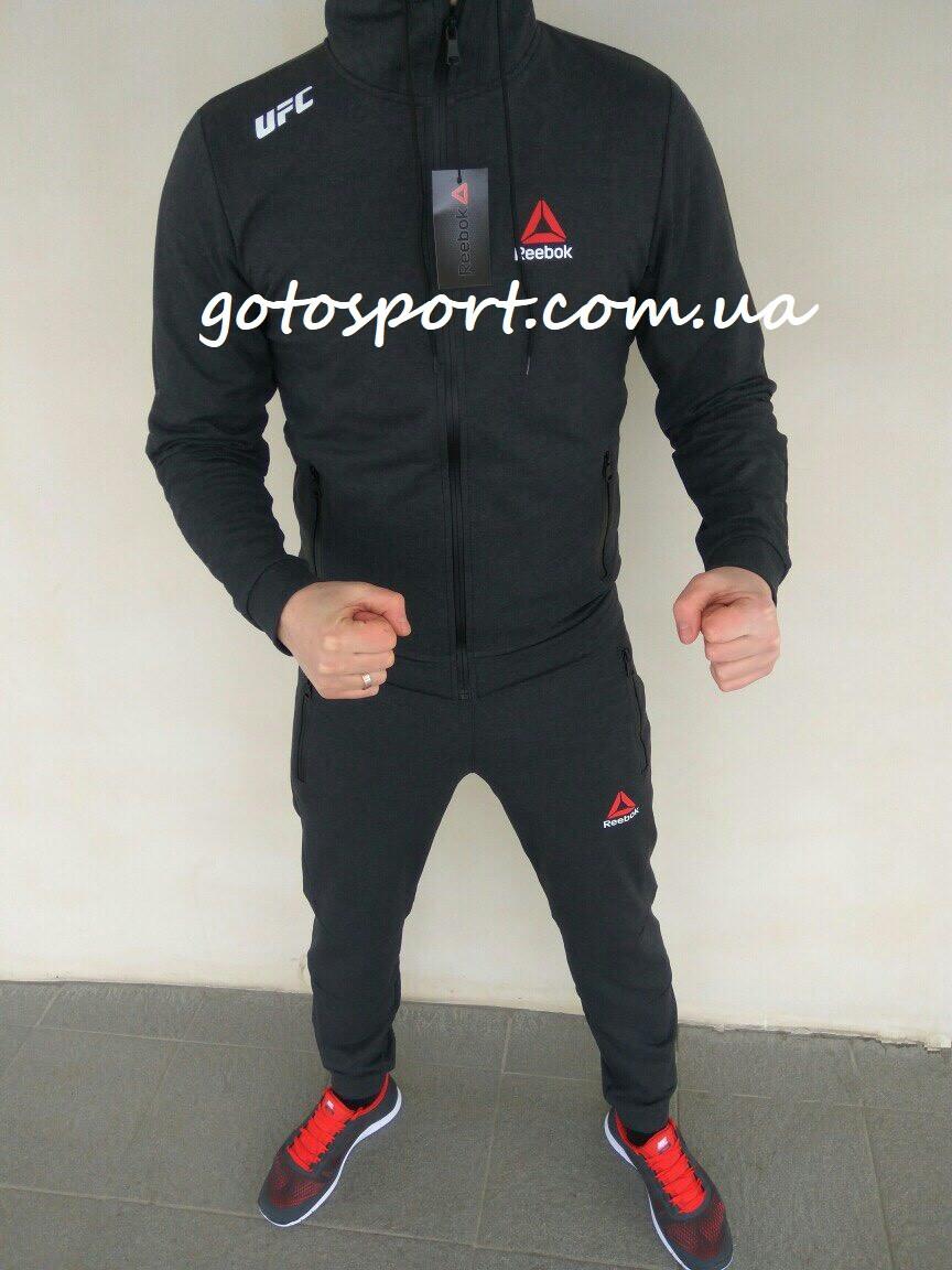 Мужской зимний спортивный костюм Reebok