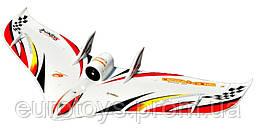 Летающее крыло TechOne Neptune EDF 1230мм EPO ARF (красный)