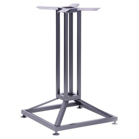 Опора для стола - База Контур Single черная