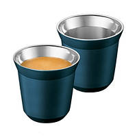 Набор чашек Nespresso Pixie Dharkan 2х80 мл