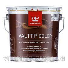 Лазурь-антисептик Тиккурила Валтти Колор (Valttti Color Tikkurila), 2.7л