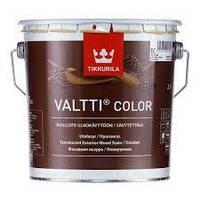 Лазурь-антисептик Тиккурила Валтти Колор (Valttti Color Tikkurila), 2.7л, фото 1