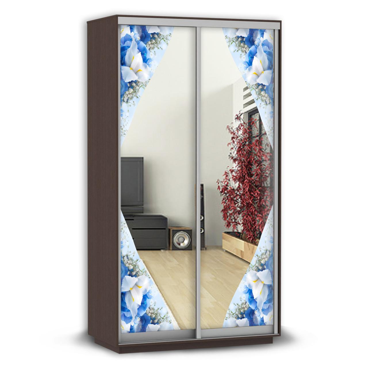 Наклейка на мебель 210 х 140 см