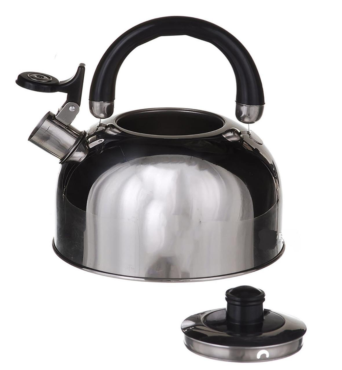 Чайник со свистком 3 л A Plus 1322-WK