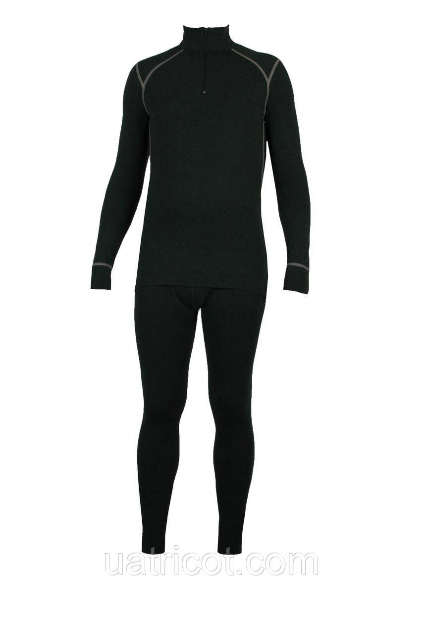 Термокомплект для мужчинс шерстью KIFA КМО-620черный