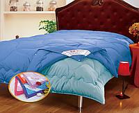 Ковдра Le Vele Double Blue нанофайбер 195-215 * 2 см синє