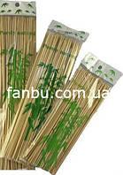 Шашлычные 30см палочки (деревянные) 1 уп-100шт, фото 1