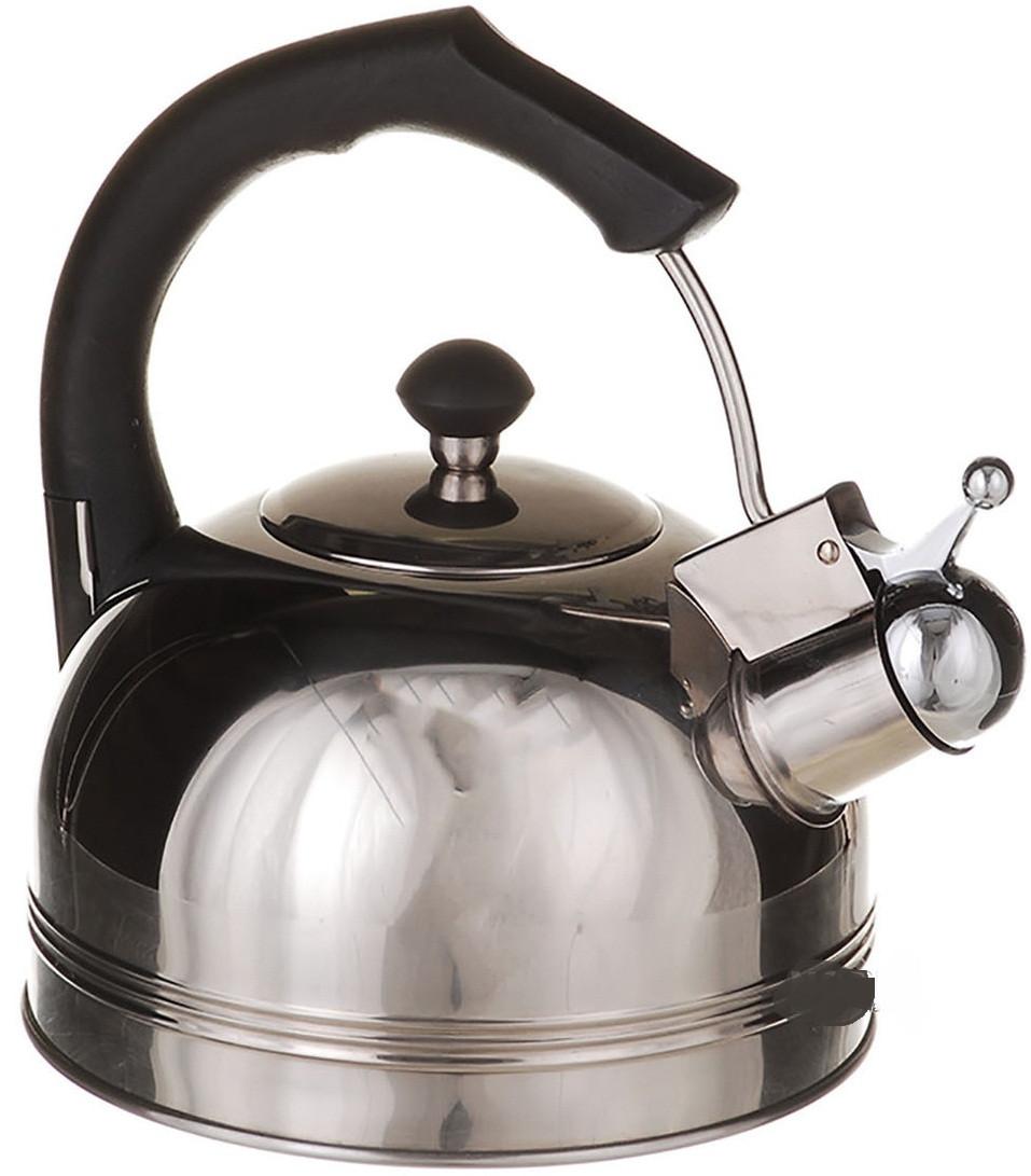 Чайник со свистком 2,5 л А+ 1324