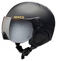 Горнолыжный шлем с визором Sinner CRYSTAL 2018