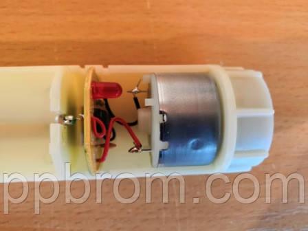 электродвигатель постоянного тока с эксцентриком