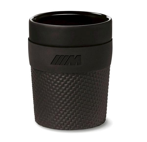 Оригинальная керамическая кружка BMW Cup Black (80232454743)