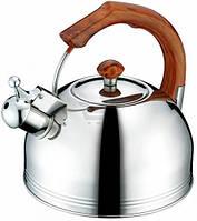 Чайник со свистком 2,5л Peterhof SN-1405
