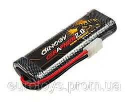 Аккумулятор для радиоуправляемой модели Dinogy Ni-MH 5000 мАч 7.2 В 25x46x133 мм Tamiya 3C