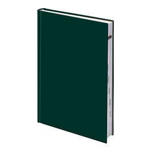 Ежедневник недатированный А5 BRUNNEN MIRADUR Trend Агенда зеленый, фото 2
