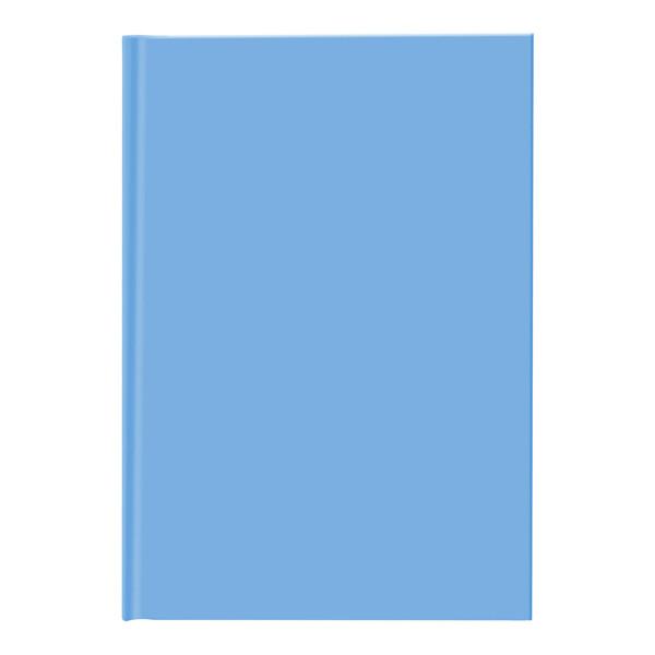 Ежедневник недатированный А5 BRUNNEN MIRADUR Trend Агенда голубой