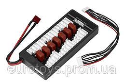 Плата параллельной зарядки на 6-портов T-Plug
