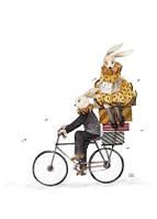 """Открытка """"Велосипедная прогулка"""", фото 1"""