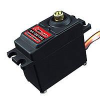 Сервопривод стандарт 60г Power HD 1201MG 13.5кг/0.20сек/360° для роботов, фото 1