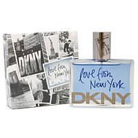 Мужской парфюм Donna Karan Love From New York Men (Донна Каран Лав Фром Нью Йорк Мен) реплика, фото 1