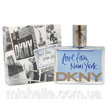 Мужской парфюм Donna Karan Love From New York Men (Донна Каран Лав Фром Нью Йорк Мен) Уценка!