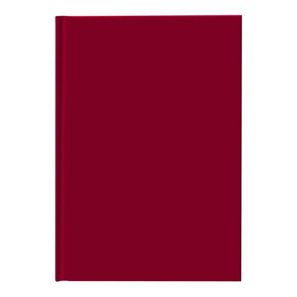 Ежедневник недатированный А5 BRUNNEN MIRADUR Trend Агенда красный
