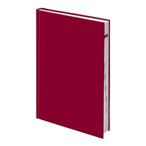 Ежедневник недатированный А5 BRUNNEN MIRADUR Trend Агенда красный, фото 2
