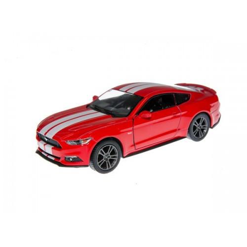 Машинка металлическая Kinsmart Ford Mustang GT KT5386WF