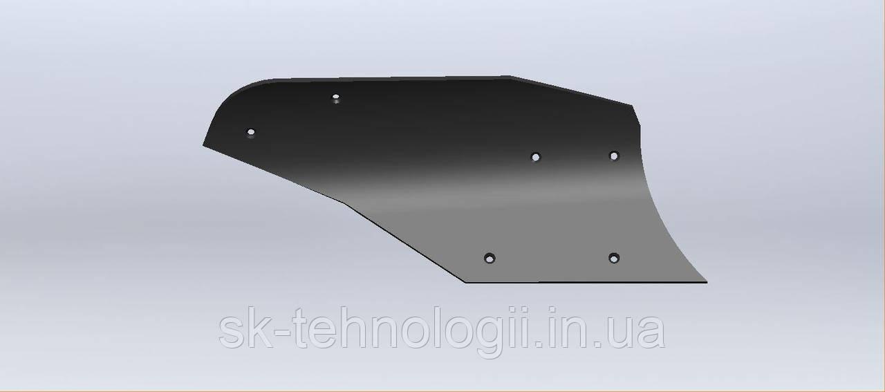 Відвал Tekrone ПЛН циліндричний (запчастини для грунтообробки)