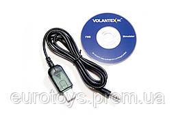 Авиасимулятор USB-кабель для аппаратур управления VolantexRC