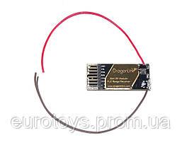 Приемник LRS Dragon Link Copter RX 433MHz для мультикоптеров