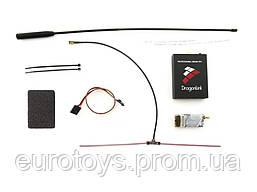 Комплект LRS Dragon Link V3 Slim 433MHz 1500mW 12к с микро приёмником