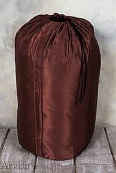 Тактический спальный мешок (армейский спальник, до -5) для похода весна и осень