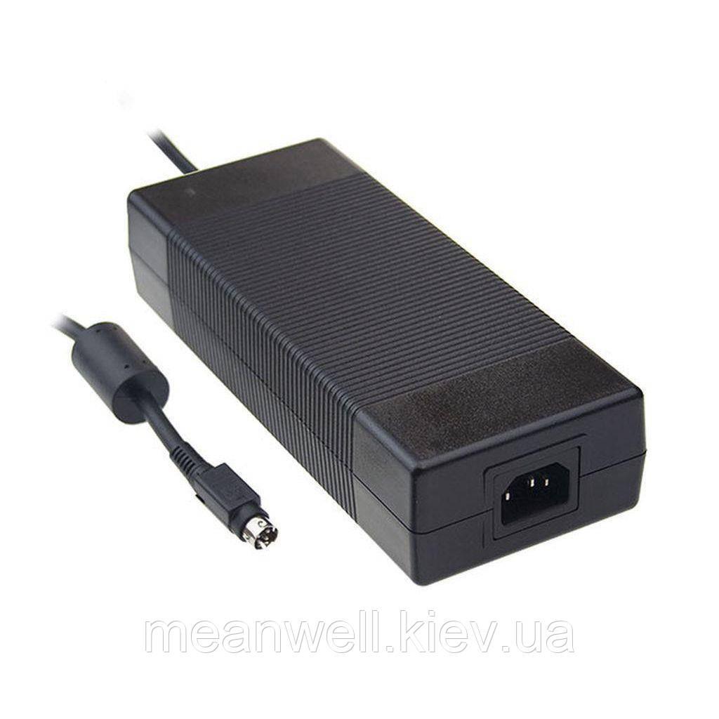 GST220A15-R7B AC DC адаптер питания 15В, 13,4А Mean Well