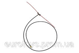 Антенна 433MHz диполь для приемника LRS Dragon Link Micro RX с удлинителем 90см