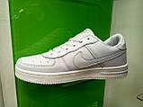 Чоловічі кросівки в стилі Air Force 1 Low whate, фото 5