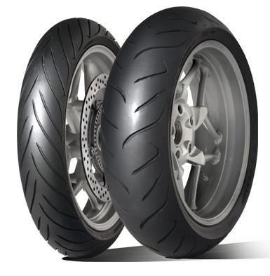 Мотопокрышка Dunlop Sportmax Roadsmart II 120/70ZR17 (58W)