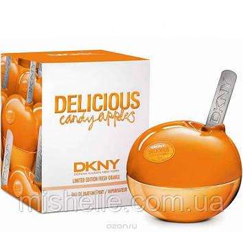 Женский парфюм Donna Karan Be Delicious Candy Apples Fresh Orange(Донна Каран Би Делишес Фреш Оранж) реплика