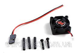 Кулер Fan-2510SH-5V/10000RPM для HOBBYWING EZRUN 60A/80A, XERUN 45A/60A, QUICRUN 10BL60 SD