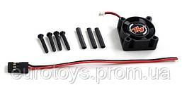 Кулер Fan-2510SH-12V/14000RPM для HOBBYWING EZRUN 60A/80A, XERUN 45A/60A, QUICRUN 10BL60 SD
