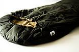 Спальный мешок кокон (микрофибра, до -15) спальник туристический для похода, для холодной погоды!, фото 4
