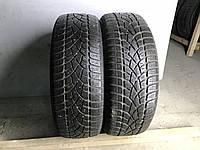 Шины бу зима 205/60R16 Dunlop SP Winter Sport 3D (2шт) 6мм, фото 1