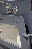 Отопительная конвекционная печь Rud Pyrotron Кантри 01 с духовкой и варочной поверхностью, фото 6