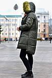 Женская парка куртка на меху (зимняя), фото 2